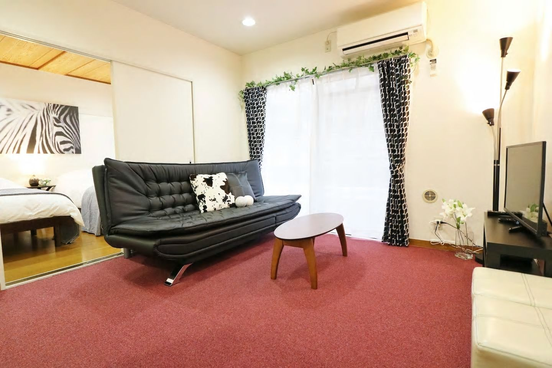 新規airbnb物件のご紹介!池袋駅徒歩4分1LDKオープン