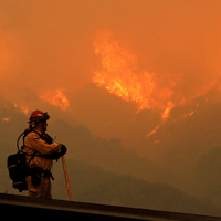 Airbnbがカリフォルニアの山火事被災者に無料宿泊設備を提供